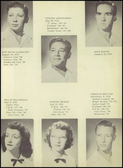 Page 11, 1950 Edition, Tivy High School - Antler Yearbook (Kerrville, TX) online yearbook collection