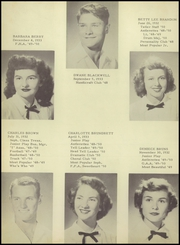 Page 12, 1950 Edition, Tivy High School - Antler Yearbook (Kerrville, TX) online yearbook collection