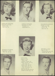 Page 15, 1950 Edition, Tivy High School - Antler Yearbook (Kerrville, TX) online yearbook collection