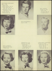 Page 17, 1950 Edition, Tivy High School - Antler Yearbook (Kerrville, TX) online yearbook collection
