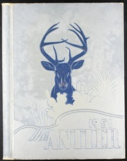 1951 Edition, Tivy High School - Antler Yearbook (Kerrville, TX)