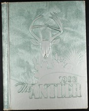 Page 1, 1952 Edition, Tivy High School - Antler Yearbook (Kerrville, TX) online yearbook collection