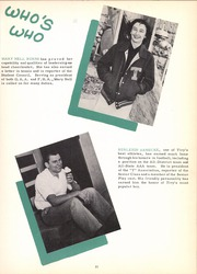 Page 15, 1952 Edition, Tivy High School - Antler Yearbook (Kerrville, TX) online yearbook collection