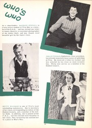 Page 17, 1952 Edition, Tivy High School - Antler Yearbook (Kerrville, TX) online yearbook collection