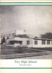 Page 5, 1952 Edition, Tivy High School - Antler Yearbook (Kerrville, TX) online yearbook collection