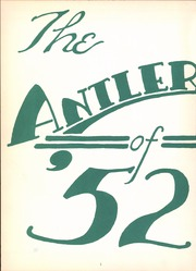 Page 6, 1952 Edition, Tivy High School - Antler Yearbook (Kerrville, TX) online yearbook collection