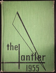 1955 Edition, Tivy High School - Antler Yearbook (Kerrville, TX)