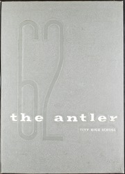 Page 1, 1962 Edition, Tivy High School - Antler Yearbook (Kerrville, TX) online yearbook collection