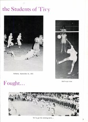 Page 7, 1962 Edition, Tivy High School - Antler Yearbook (Kerrville, TX) online yearbook collection