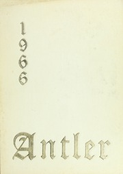1966 Edition, Tivy High School - Antler Yearbook (Kerrville, TX)