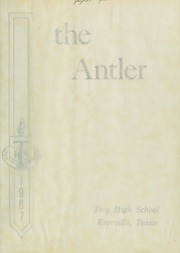 Page 5, 1967 Edition, Tivy High School - Antler Yearbook (Kerrville, TX) online yearbook collection