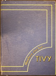 1978 Edition, Tivy High School - Antler Yearbook (Kerrville, TX)