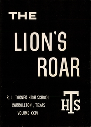 Page 3, 1963 Edition, R L Turner High School - Roar Yearbook (Carrollton, TX) online yearbook collection