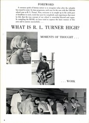 Page 10, 1966 Edition, R L Turner High School - Roar Yearbook (Carrollton, TX) online yearbook collection