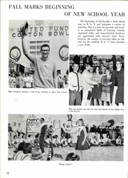 Page 16, 1966 Edition, R L Turner High School - Roar Yearbook (Carrollton, TX) online yearbook collection