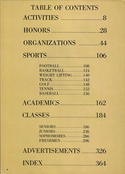 Page 8, 1966 Edition, R L Turner High School - Roar Yearbook (Carrollton, TX) online yearbook collection