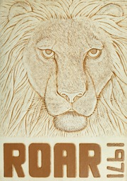 1971 Edition, R L Turner High School - Roar Yearbook (Carrollton, TX)