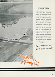 Page 11, 1965 Edition, W T White High School - Saga Yearbook (Dallas, TX) online yearbook collection
