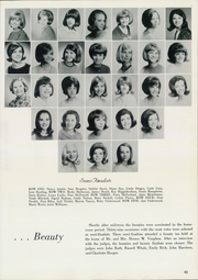Page 47, 1965 Edition, W T White High School - Saga Yearbook (Dallas, TX) online yearbook collection