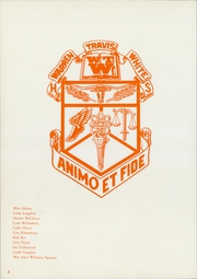 Page 6, 1965 Edition, W T White High School - Saga Yearbook (Dallas, TX) online yearbook collection