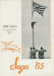 Page 7, 1965 Edition, W T White High School - Saga Yearbook (Dallas, TX) online yearbook collection