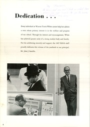 Page 10, 1967 Edition, W T White High School - Saga Yearbook (Dallas, TX) online yearbook collection