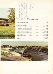 Page 7, 1971 Edition, W T White High School - Saga Yearbook (Dallas, TX) online yearbook collection