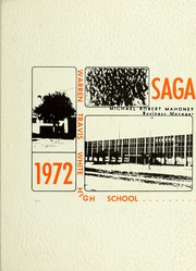 1972 Edition, W T White High School - Saga Yearbook (Dallas, TX)