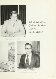 Page 23, 1972 Edition, W T White High School - Saga Yearbook (Dallas, TX) online yearbook collection