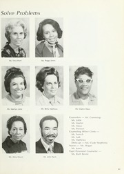 Page 25, 1972 Edition, W T White High School - Saga Yearbook (Dallas, TX) online yearbook collection