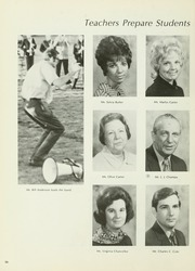 Page 30, 1972 Edition, W T White High School - Saga Yearbook (Dallas, TX) online yearbook collection