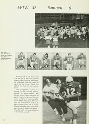 Page 316, 1972 Edition, W T White High School - Saga Yearbook (Dallas, TX) online yearbook collection