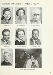 Page 35, 1972 Edition, W T White High School - Saga Yearbook (Dallas, TX) online yearbook collection