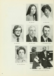 Page 38, 1972 Edition, W T White High School - Saga Yearbook (Dallas, TX) online yearbook collection