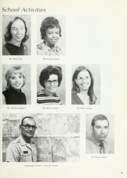 Page 41, 1972 Edition, W T White High School - Saga Yearbook (Dallas, TX) online yearbook collection