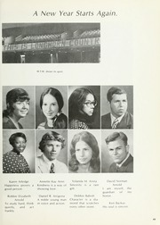 Page 53, 1972 Edition, W T White High School - Saga Yearbook (Dallas, TX) online yearbook collection