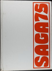 1975 Edition, W T White High School - Saga Yearbook (Dallas, TX)