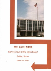 Page 5, 1978 Edition, W T White High School - Saga Yearbook (Dallas, TX) online yearbook collection