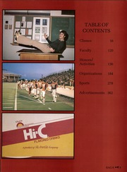 Page 7, 1981 Edition, W T White High School - Saga Yearbook (Dallas, TX) online yearbook collection