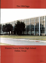 Page 5, 1984 Edition, W T White High School - Saga Yearbook (Dallas, TX) online yearbook collection