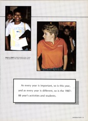 Page 17, 1988 Edition, W T White High School - Saga Yearbook (Dallas, TX) online yearbook collection
