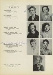 Page 14, 1948 Edition, Arlington High School - Colt Corral Yearbook (Arlington, TX) online yearbook collection