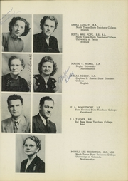 Page 15, 1948 Edition, Arlington High School - Colt Corral Yearbook (Arlington, TX) online yearbook collection