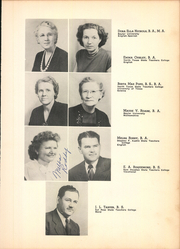 Page 15, 1949 Edition, Arlington High School - Colt Corral Yearbook (Arlington, TX) online yearbook collection