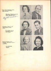 Page 16, 1949 Edition, Arlington High School - Colt Corral Yearbook (Arlington, TX) online yearbook collection