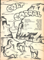 Page 5, 1949 Edition, Arlington High School - Colt Corral Yearbook (Arlington, TX) online yearbook collection