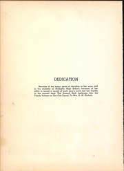 Page 6, 1949 Edition, Arlington High School - Colt Corral Yearbook (Arlington, TX) online yearbook collection