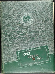 Arlington High School - Colt Corral Yearbook (Arlington, TX) online yearbook collection, 1951 Edition, Page 1