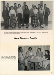 Page 137, 1957 Edition, Arlington High School - Colt Corral Yearbook (Arlington, TX) online yearbook collection