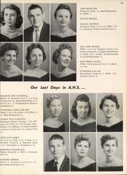 Page 143, 1957 Edition, Arlington High School - Colt Corral Yearbook (Arlington, TX) online yearbook collection
